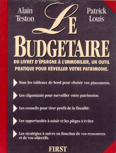 9782876910492: Le Budg�taire