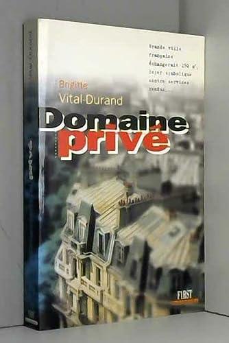 9782876913332: Domaine privé