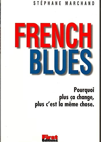 French blues (French Edition): Marchand, Stephane
