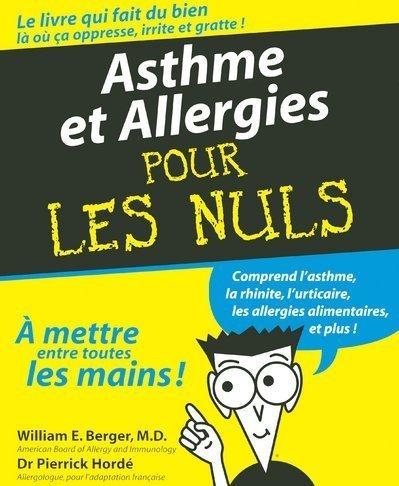 9782876916043: Asthme et allergie pour les nuls
