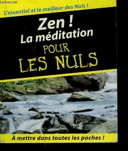 9782876916555: Mini Pocket : Zen pour les Nuls