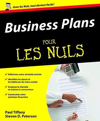 9782876917125: Business Plans pour les Nuls