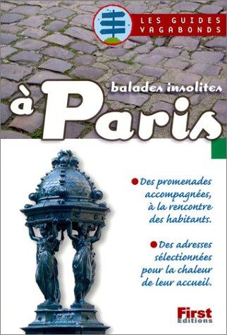 9782876917590: Balades insolites à Paris
