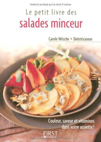 9782876917712: Le Petit Livre des salades minceur