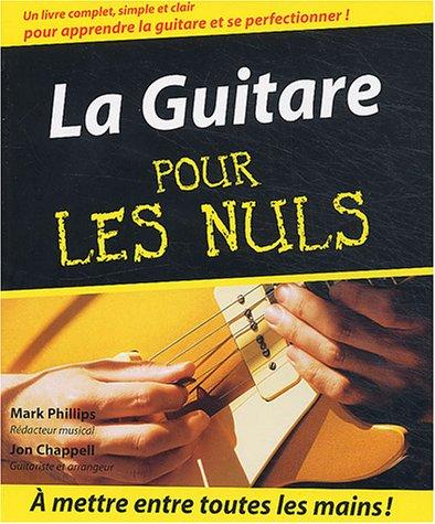9782876918238: La Guitare pour les nuls