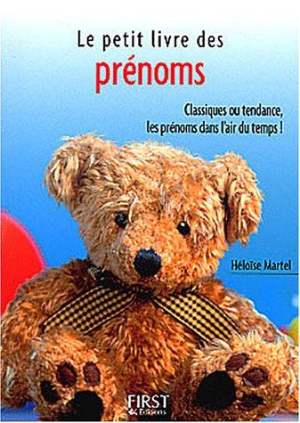 9782876918955: Petit livre des prénoms 2004