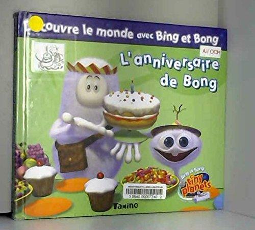 9782876919303: L'anniversaire de Bong