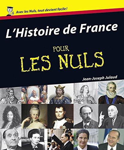 9782876919419: Histoire de France Pour les Nuls (L')