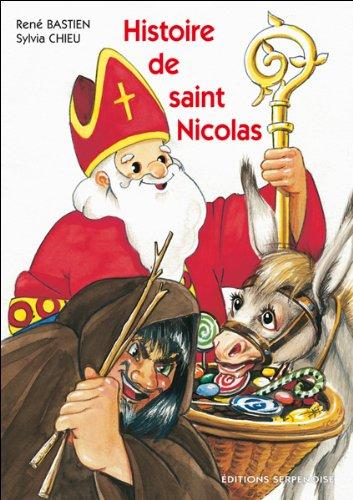 9782876923966: Histoire de saint nicolas