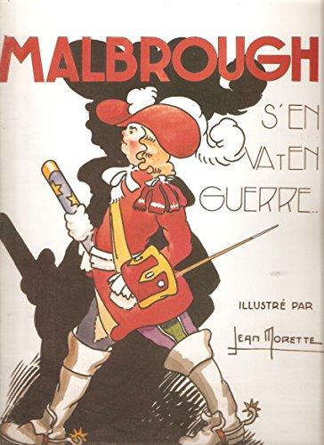 9782876924253: Malbrough s'en va-t-en guerre
