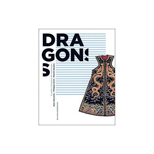 9782876925885: Dragons : au jardin zoologique des mythologies