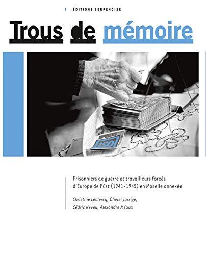 9782876928770: Trous de mémoire
