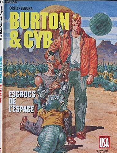 9782876950511: BURTON ET CYB. Tome 1 (Glen.Comics)