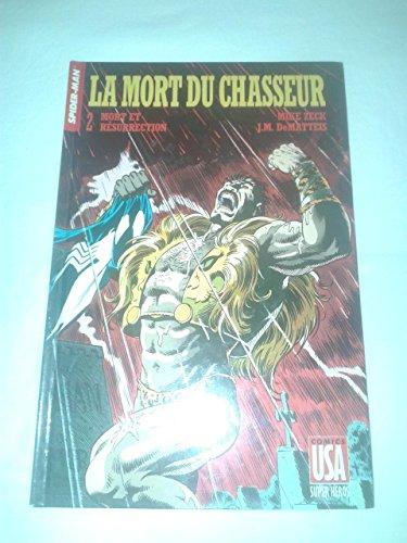 9782876950573: La Mort du Chasseur, tome 2 : Mort et Résurection