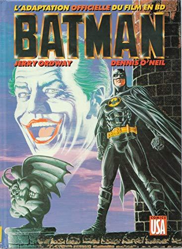 9782876950955: Batman : l'adaptation officielle du film en BD
