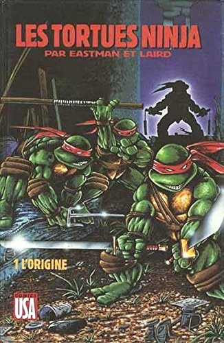 9782876951501: Tortues ninja t01 l'origine (Glen.Comic Usa)