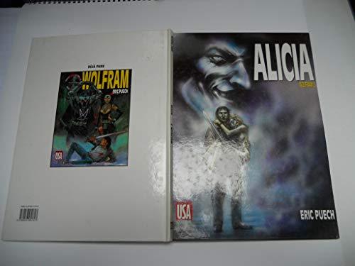 9782876951747: Wolfram, N° 2 : Alicia