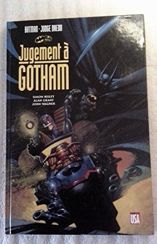 9782876951792: Batman versus Judge Dredd, tome 1 : Jugement � Gotham