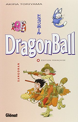 DRAGON BALL Vols. 9-42