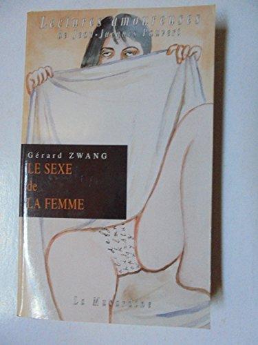9782876970175: Le sexe de la femme (Jj Pauvert)
