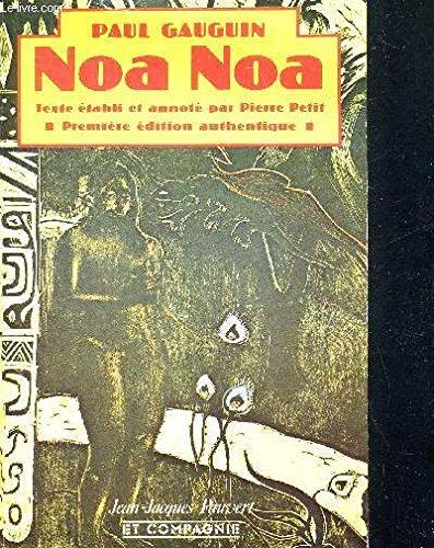 9782876970304: Noa Noa