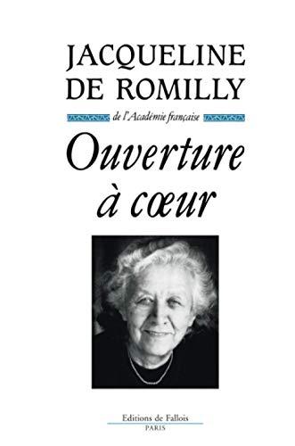 9782877061070: Ouverture à cœur (French Edition)