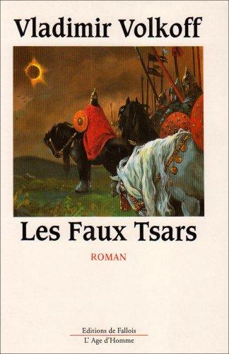 9782877061582: Les faux tsars