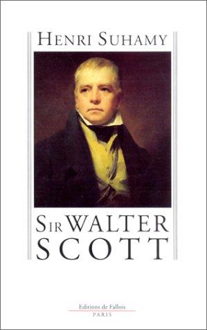 9782877061919: Sir Walter Scott