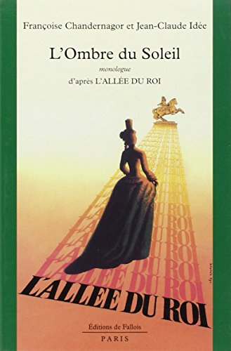 9782877062497: L'Ombre du Soleil (French Edition)