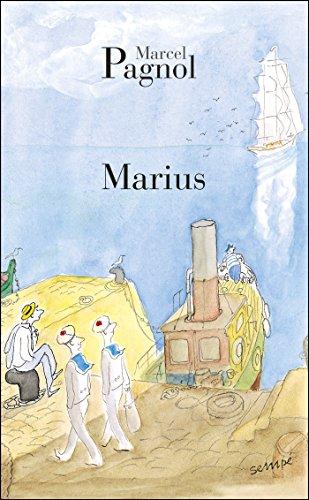 Marius : Piece en Quatre Actes: Marcel Pagnol