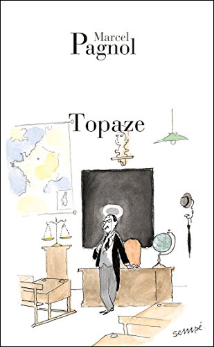 9782877065160: Topaze (French Edition)