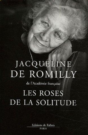 9782877065917: Les roses de la solitude