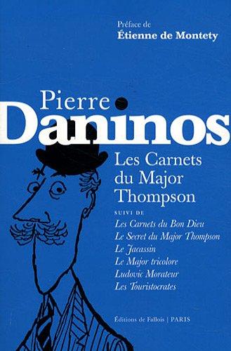 9782877067829: Les carnets du Major Thompson