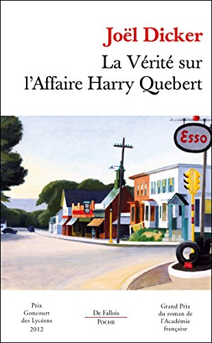 9782877068635: La vérité sur l'affaire Harry Quebert Poche (FALL.POCHE)