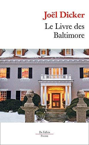 9782877069731: Le livre des baltimore