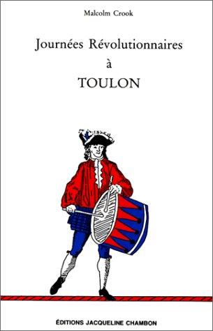 9782877110235: Journées révolutionnaires à Toulon