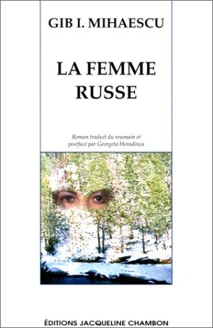 9782877111706: La Femme russe