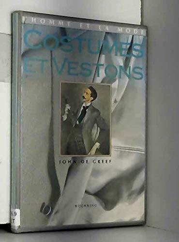 9782877140300: Costumes Et Vestons: l'Homme Et La Mode (French Edition)