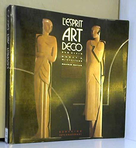 9782877140768: L'ESPRIT ART DECO