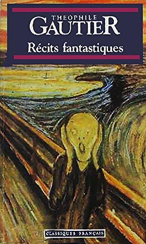 9782877141550: Recits Fantastiques (Classiques Francais) (French Edition)