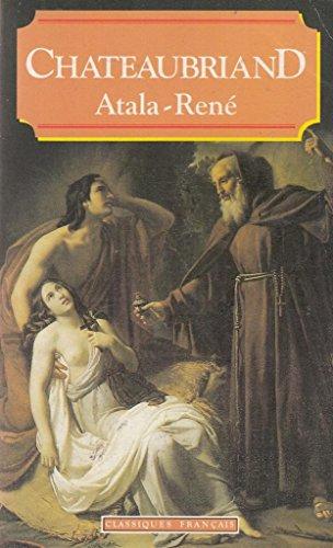 9782877141697: Atala Rene (Classiques Francais)