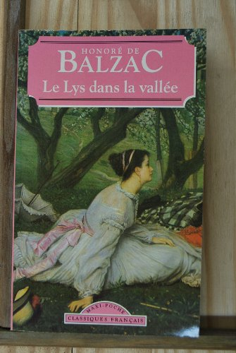 9782877141703: Le Lys Dans La Ville (Classiques Francais)