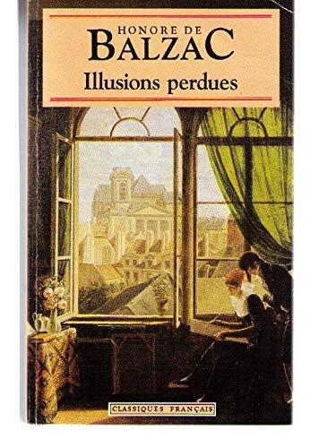 9782877141727: Illusions Perdues (Classiques Francais)