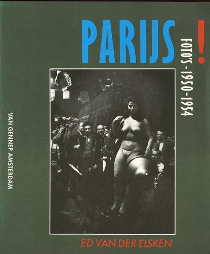 9782877141857: Paris! Photos, 1950-1954