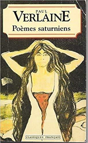 9782877141918: Poemes saturniens (Classiques Francais) (French Edition) (World Classics)