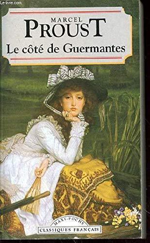 9782877142090: Le Cote de Guermantes [FRE-COTE DE GUERMANTES] [French Edition] [Paperback]