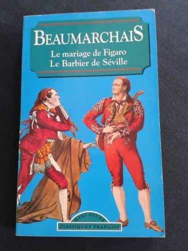 Le Mariage De Figaro AND Barbier De: Beaumarchais