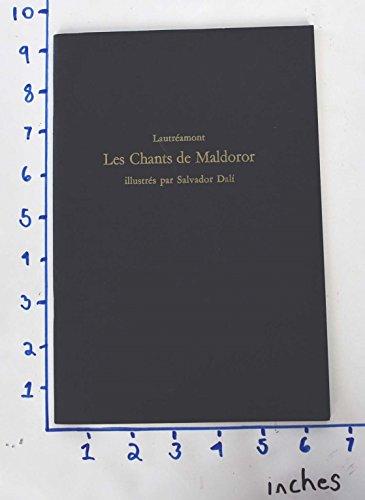 Les chants de Maldoror: Lautréamont