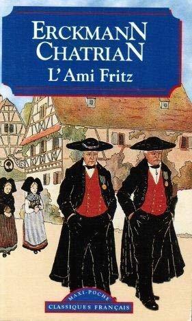 9782877143349: L'ami Fritz