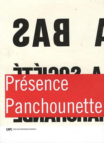 9782877212120: Présence Panchounette (French Edition)
